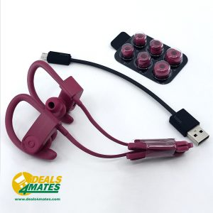 Refurbished Powerbeats 3 Wireless Brick Red