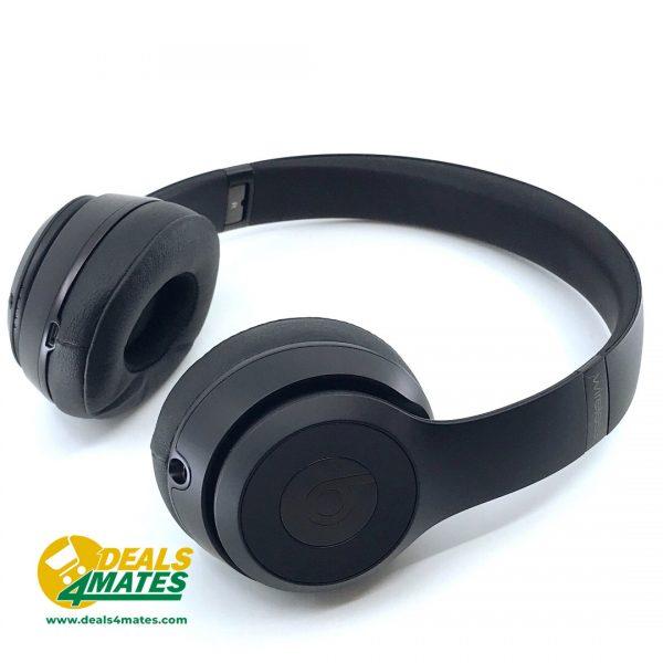 Refurbished Beats Solo3 Wireless Black 1