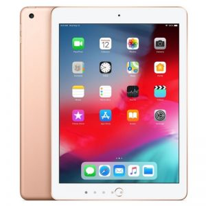 Refurbished iPad 6, 32GB, 10.2 inch, WI-FI, Gold