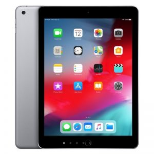 Refurbished iPad 6, 128GB, 10.2 inch, WI-FI, Space Grey