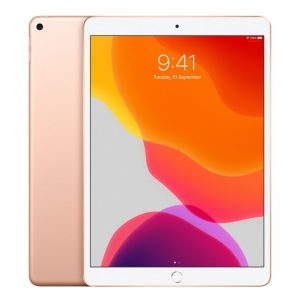 Refurbished Apple iPad Air 3 Gold, 256GB, 10.5 inch, WI-FI
