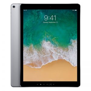 Refurbished Apple iPad Pro 12.9 inch, 256GB, 2nd Gen, WI-FI, Space Grey