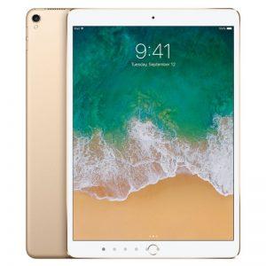 Refurbished Apple iPad Pro 10.5 inch Gold, 512GB, Cellular