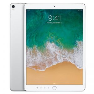 Refurbished iPad Pro 10.5 inch Silver, 512GB, Cellular